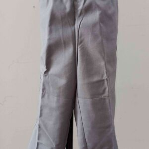 Al Iman Uniforms 1 - Aliman Primary Grey Cotton Pant