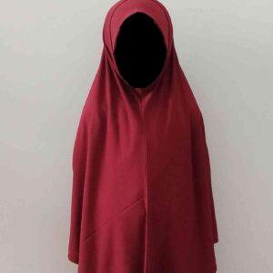 Al Iman Uniforms 4 - Aliman Primary Maroon Hijab