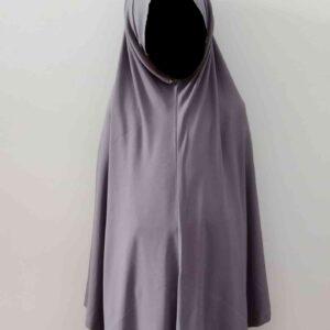 Al Iman Uniforms 4 - Aliman Secondary Grey Hijab