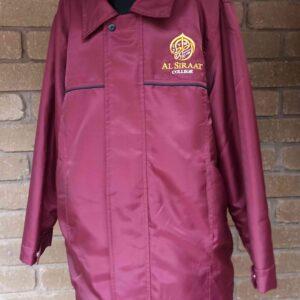 Al Siraat Uniforms 1 - Primary Girls Maroon Parker Jacket