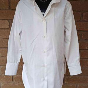 Al Siraat Uniforms 1 - Primary Girls White Blouse Long Sleeve