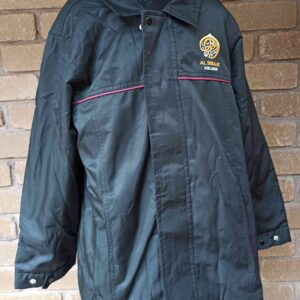 Al Siraat Uniforms 3 - Primary Boys Black Parker Jacket