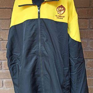 Al Siraat Uniforms 3 - Secondary Sports Tracksuit Jacket
