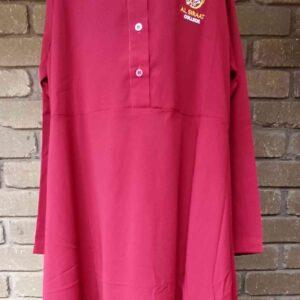 Al Siraat Uniforms 4 - Maroon Abaya