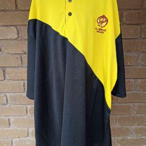 Al Siraat Uniforms 5 - Secondary Short Sleeve Sport Polo Shirt